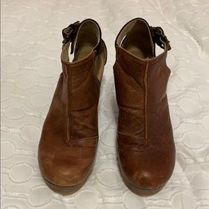 """Free People """"Amber Orchard"""" Clog"""